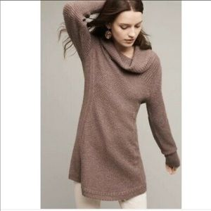 Angel Of The North Rosie Cowlneck Pullover Sz Med